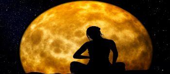 Meditar na Lua Cheia